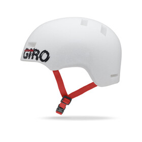 Giro Section Helmet transparent white